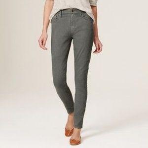 Ann Taylor Skinny Jeans grayish